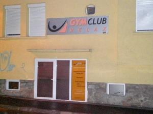 Gym Club Relax