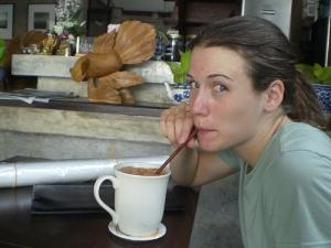 Grandma's Cafe Thai Iced Tea!